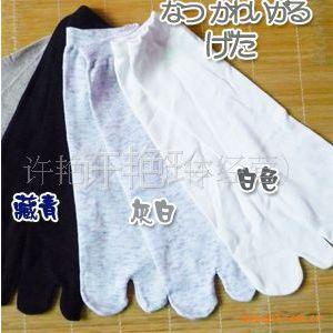 供应批发日式二趾袜 木屐袜 2趾袜 全棉 分趾袜 和风系列