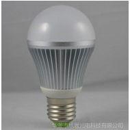 旭展光电厂价直销LED照明灯饰G60球泡灯606A51W-KL E27螺口可定制