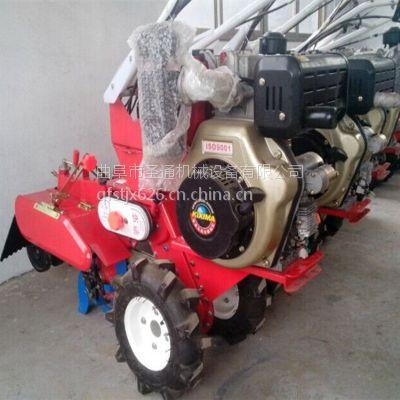 曲阜圣通机械生产多工能开沟机 根茎收货机 田园管理机