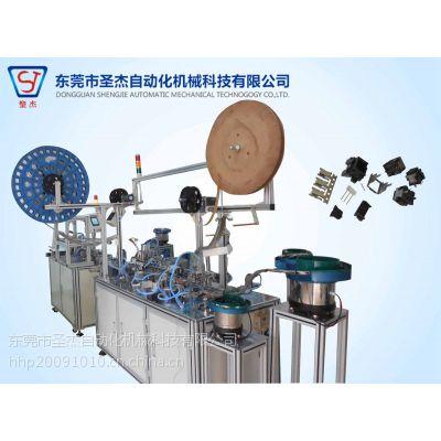 东莞圣杰MOP-719H自动装配、测试摆盘机