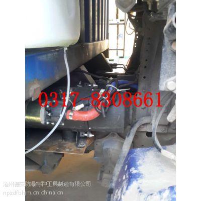 大货车汽车预热器 汽车驻车加热器 货车取暖器 车用小锅炉安装实例说明