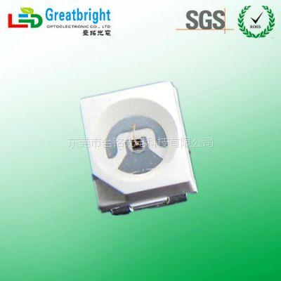 台铭(中国)3528红光机器视觉光源专用LED灯珠选择台湾台铭光电科技
