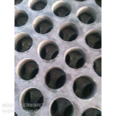 同发牌锰钢筛板冲孔板圆孔耐磨耐腐蚀筛板