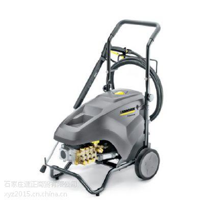 德国凯驰HD6/15-4冷水高压清洗机 石家庄凯驰洗车机供应