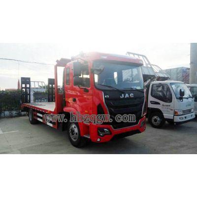 江淮国五K5系列平板运输车,4.0L排量平板运输车厂家价格