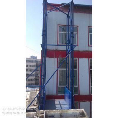 供应上海井道式液压升降货梯