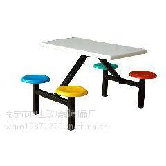广西桂平市学生食堂快餐餐桌椅价格