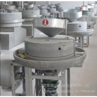 新型电动石磨豆浆机 石磨豆浆几香油机 鼎达经济耐用型