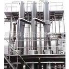 供应转让二手25吨三效蒸发器,旋转薄膜蒸发器