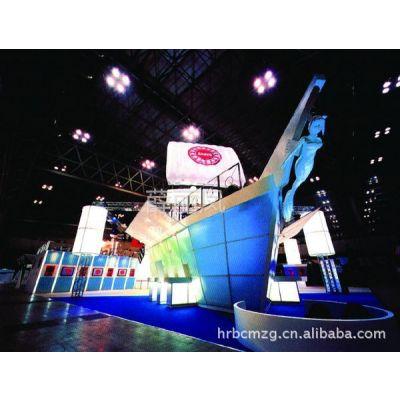 供应展位设计装饰【哈尔滨展览展示服务】【特展布展】