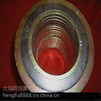 201内外环金属缠绕垫 304金属缠绕垫片厂家 普通石墨缠绕垫价格