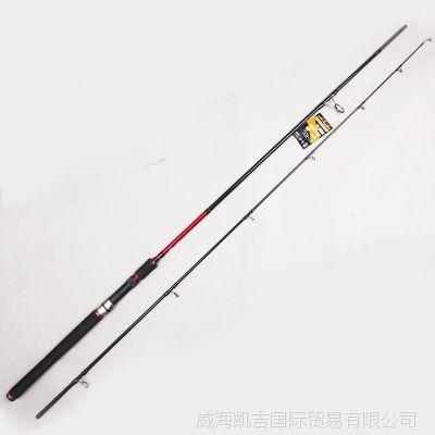 威海渔具厂家直销日成SJ90路亚竿2.7米出口日本韩国高碳渔具