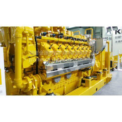 1000KW燃气发电机组