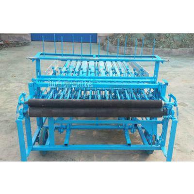 鼎信 芦苇草帘机 多规格秸秆编织机 稻草编织结构性能