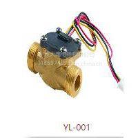 厂家正品单独高品质铜流量计自动计量流量计流量表外螺纹YL-001