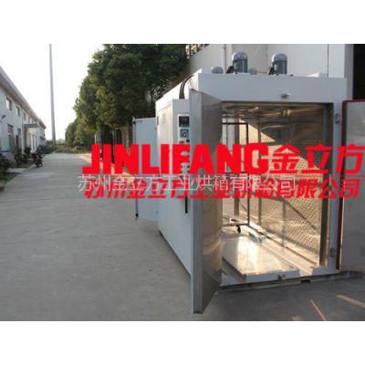 供应苏州金立方为客户定制各种规格对开门烘箱,前后开门方式烘箱设备