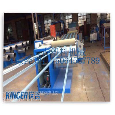 供应莱州庆吉塑料机械厂捆扎绳机器,捆扎绳机,撕裂膜机