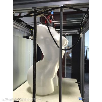 中国3D打印服装模特道具
