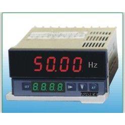 供应设备用电工作频率测量仪表_DB4I-HZ_深圳托克智能仪表有限公司