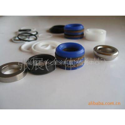 供应优质进口固瑞克V型牛皮圈特氟龙材质耐磨损密封件
