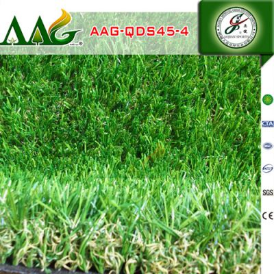 供应奥健人造草坪 休闲场所铺设工程 景观绿化人造草皮