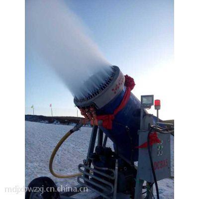 长城ZG1000滑雪场,乐园雪雕,造雪机雪质好,节能,耐用