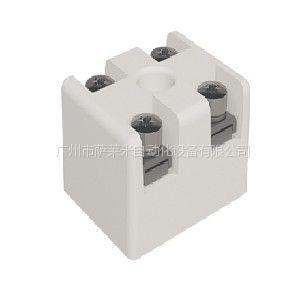 供应不锈钢陶瓷接线端子/安装弹簧卡片