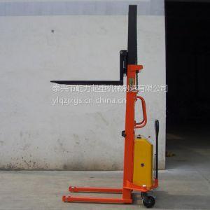 供应双门架CTD简易电动升降车 2米半电动堆高车/插电式半电动叉车
