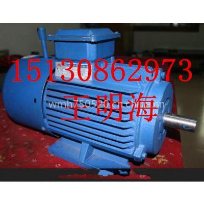 供应衡水永动YEJ100L1-4-2.2KW电磁制动电机