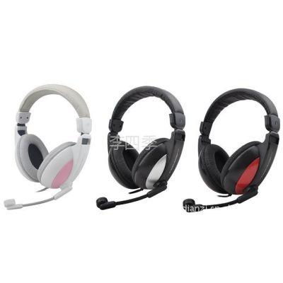 供应彤声 V163 头戴式 电脑 游戏 耳机 耳麦 线长2.2M时尚个性