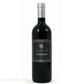 VII STRANERO 意大利原装进口斯丹尼罗红葡萄酒餐酒