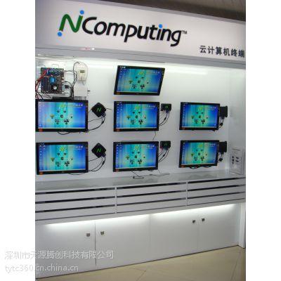 财政局培训室改造实施零终端方案-NComputing L300