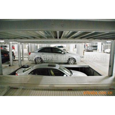 供应行业机械设备,停车场设备,基坑三层升降横移类停车设备