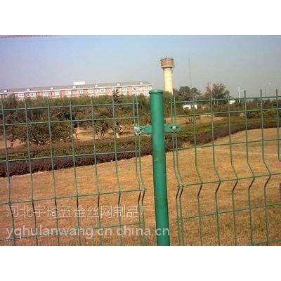 双边丝护栏网价格生产厂家专业提供双边型围栏网价格