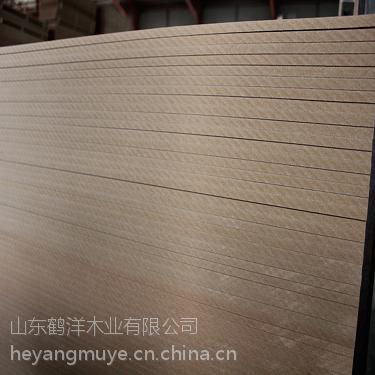 鹤洋木业中密度纤维板