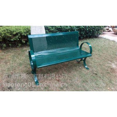 实木公园椅,公园椅,慕泓家具