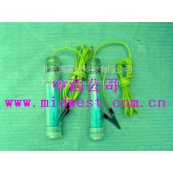 中西便携式硫酸铜参比电极 型号:MN394505(Cu/CuSO4)库号:M394505