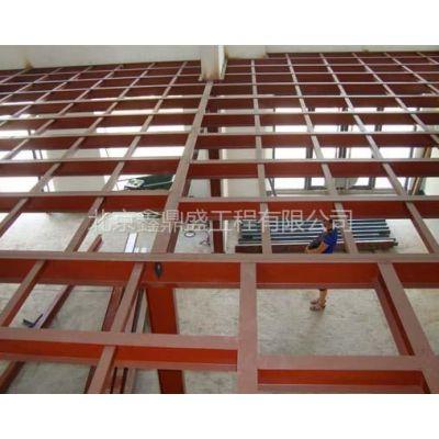 供应承接北京钢结构工程制作 彩钢钢构制作