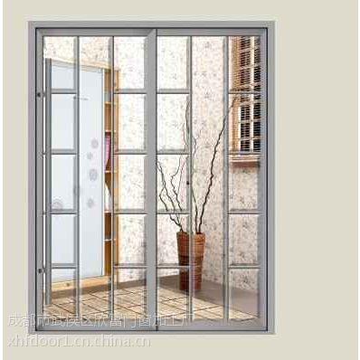 铝合金拼格门|玻璃拼格门|推拉吊趟拼格门