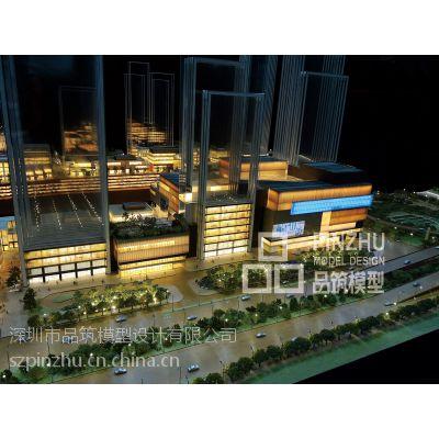 深圳品筑模型设计-华润城-华润城,位于深圳市南山中心区、高新技术产业园中区东片,毗邻深圳湾、香港,且