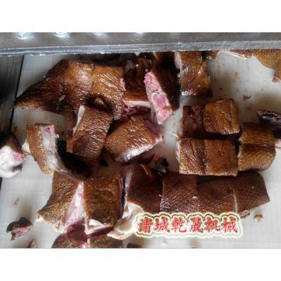 北京禽类切块机器生产厂家报价图片