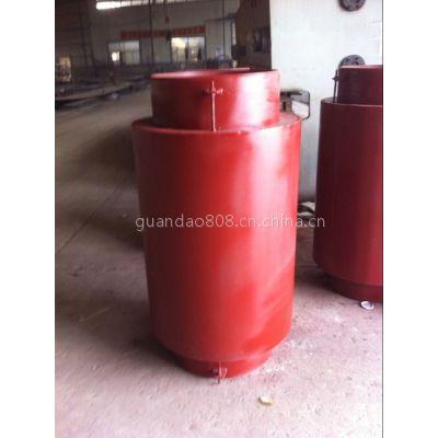 供应安徽供暖管道用单项直埋补偿器DN400顺通牌不锈钢补偿器厂家