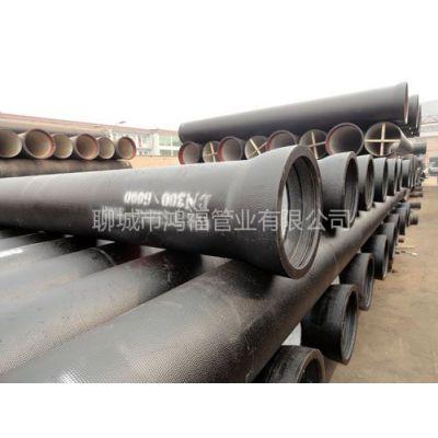 供应T型球墨管-DN125T型直管重量119公斤-光滑DN125球墨管外径是多少?