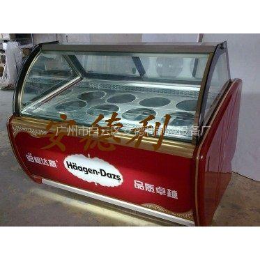 供应安德利R4红色圆桶冰激淋冷藏展示柜
