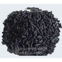 元杰牌工业废气处理专用柱状活性炭--空气净化用柱状活性炭