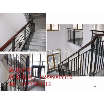 供应上海新型楼梯扶手价格***低、上海热镀锌楼梯扶手厂,上海高层楼梯扶手