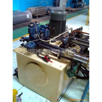 供应橡胶接头机液压站
