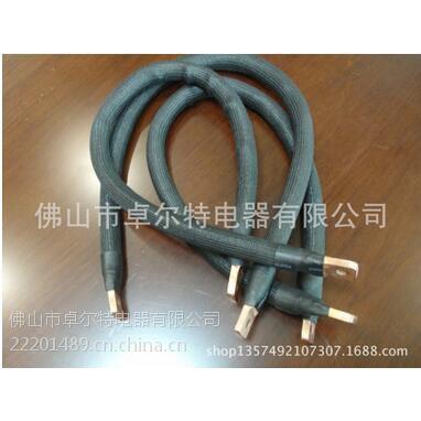 套PET热缩管铜绞线软连接