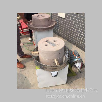 湖南多功能电动石磨机 性能稳定石磨豆浆机