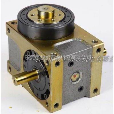 供应厂家直销70DF凸缘型凸轮分割器 渗碳研磨凸轮 保质两年